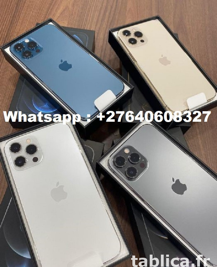 Apple iPhone 12 Pro = 500euro, iPhone 12 Pro Max = 550euro 4