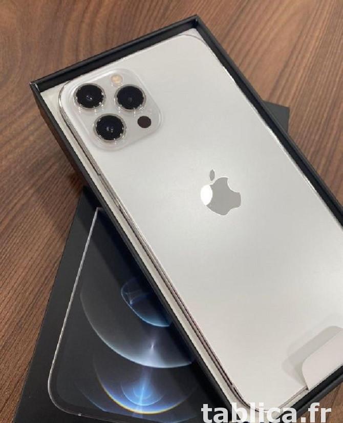 Apple iPhone 12 Pro = 500euro, iPhone 12 Pro Max = 550euro 5