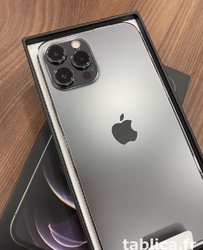 Apple iPhone 12 Pro = 500euro, iPhone 12 Pro Max = 550euro 6
